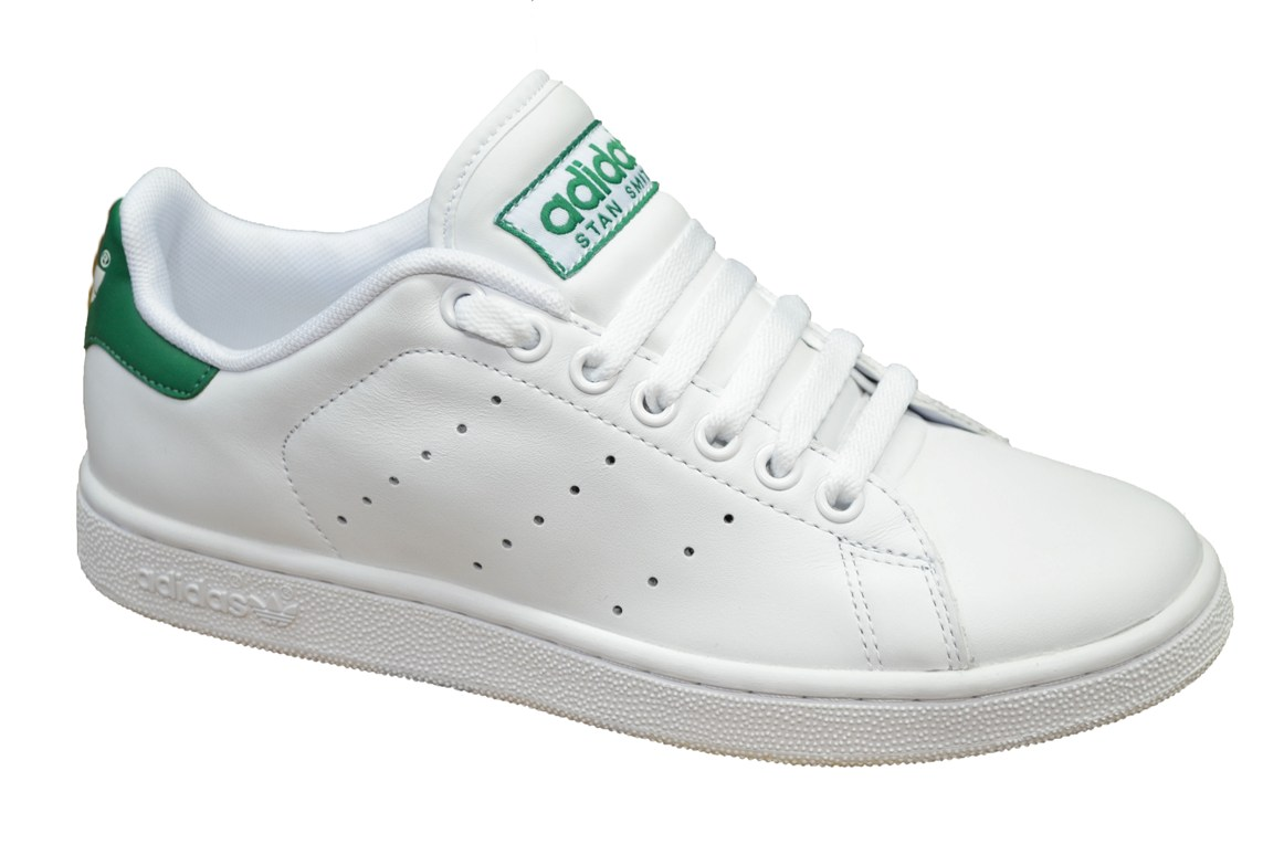 288c7f2fb8c50 ... germany image is loading adidas stan smith 2 original white green n25  98da8 74c98