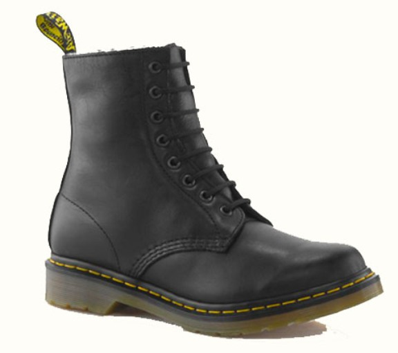 dr martens serena black womens boots n73 all sizes ebay. Black Bedroom Furniture Sets. Home Design Ideas