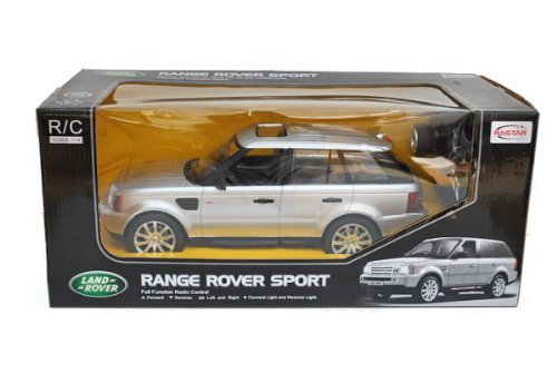 COLOR 1/14 Scale Radio Control Land Rover Range Sport SUV RC CAR RTR