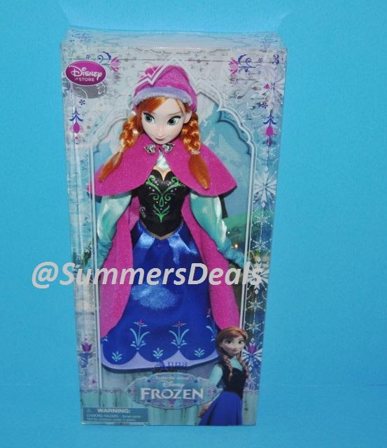 Elsa Frozen Disney Store Dolls Toys Elsa Classic Doll Frozen