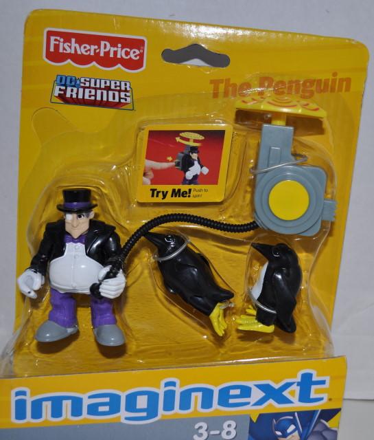 FISHER-PRICE-IMAGINEXT-DC-SUPER-FRIENDS-BATMAN-FIGURE-NEW