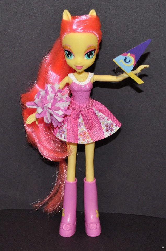 My little pony equestria girl dolls fluttershy - photo#24