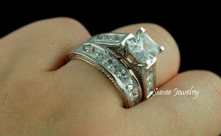 Gold Rings – White Gold Engagement Rings – Warren James Jewellers