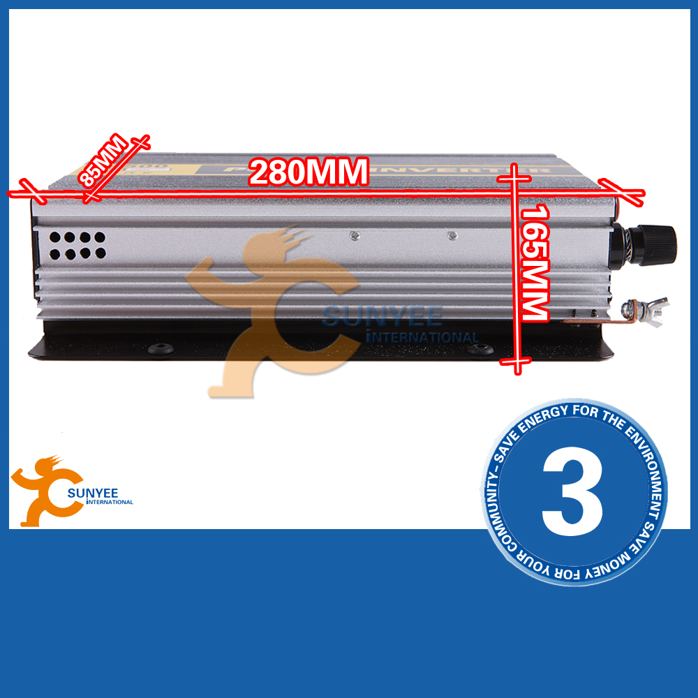 Related Pictures 3000w power inverter 12v dc 220v ac power converter ...