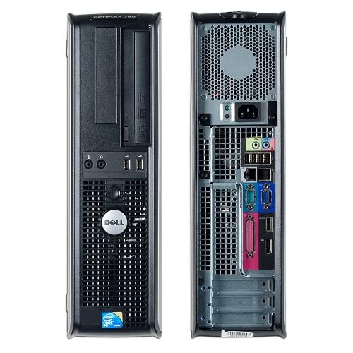 Dell Optiplex 780 Core 2 Duo E8400 3ghz 4gb 500gb Dvdrom