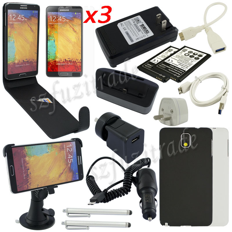 18-item-Accessory-Bundle-Kit-Case-Charger-For-Samsung-Galaxy-NOTE-3-N9000-N9005
