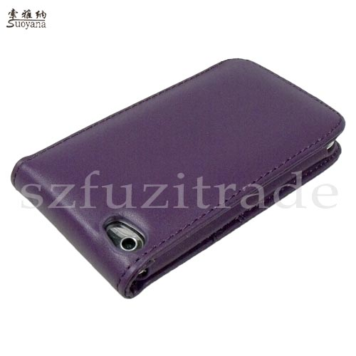 Wallet Leather Flip Case Cover For iPod touch 4 Gen 4G 4th itouch 8GB