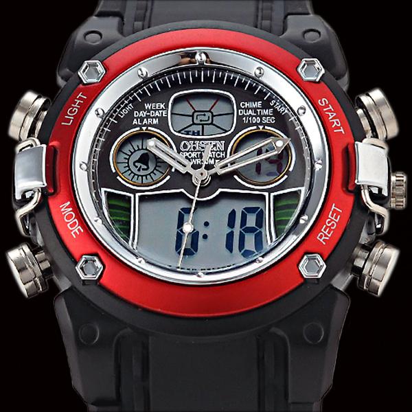 Unique-Mens-Boy-Multifunction-Digital-Sport-Diving-Watch-Gift-New