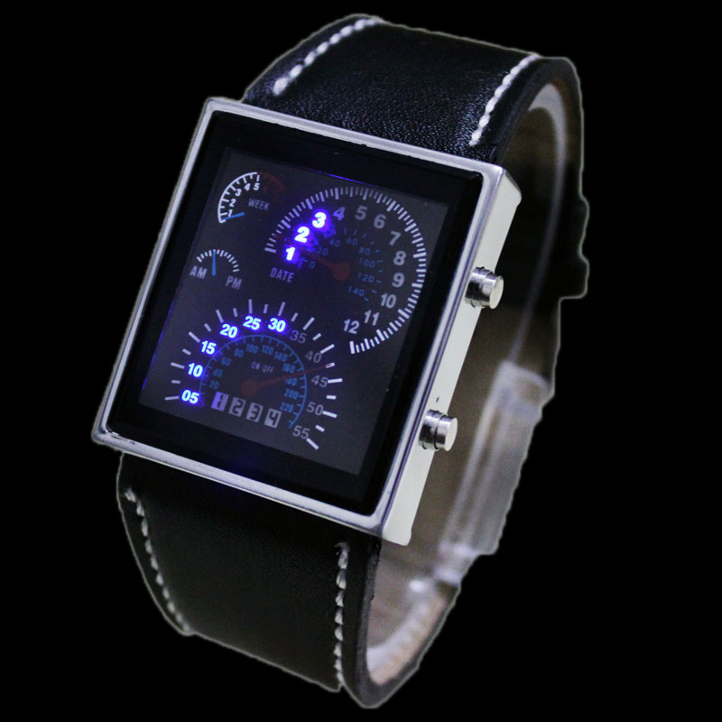 Fashion-Mens-Ladies-Blue-LED-Digital-Sport-Watch-Gift-New