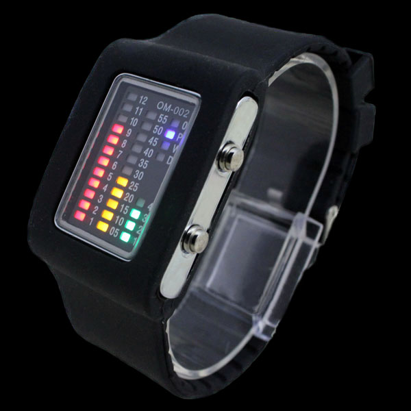 Fashion-Mens-Ladys-Mix-color-LED-Digital-Sports-Watch-Gift