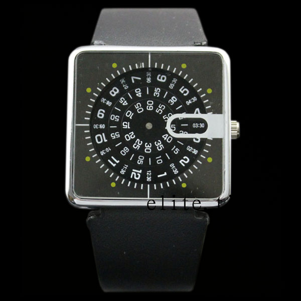 Unique-Lady-Mens-Quartz-Analog-Watch-Wristwatch-New