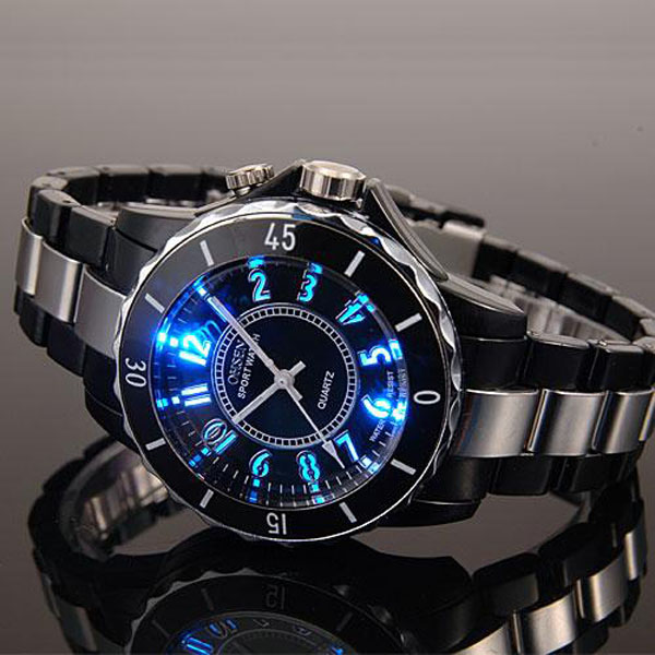 Unique-Mix-Color-Backlight-Quartz-Analog-Mens-Lady-Watch