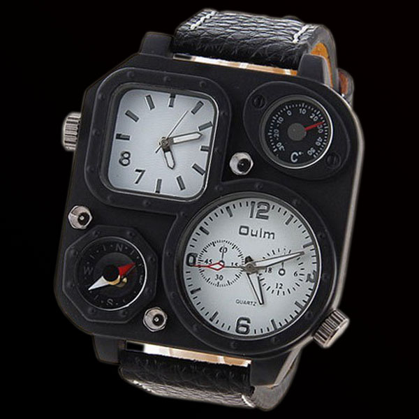 Cool-2-Dail-Mens-Outdoor-Business-Unisex-Sport-Watch-Gift-New