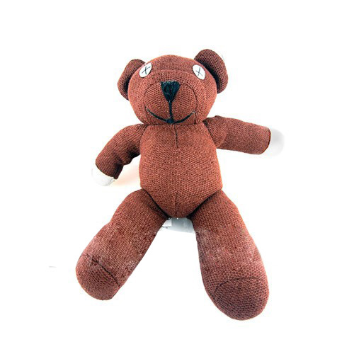 mr bean teddy bear 35cm soft stuffed plush toy ebay. Black Bedroom Furniture Sets. Home Design Ideas
