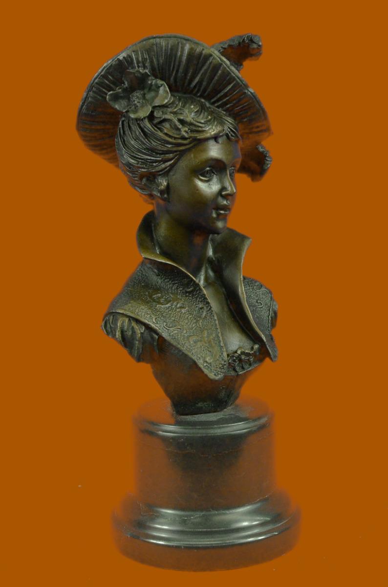 spelter art nouveau bust of classy lad statue figurine bronze sculpture ebay. Black Bedroom Furniture Sets. Home Design Ideas