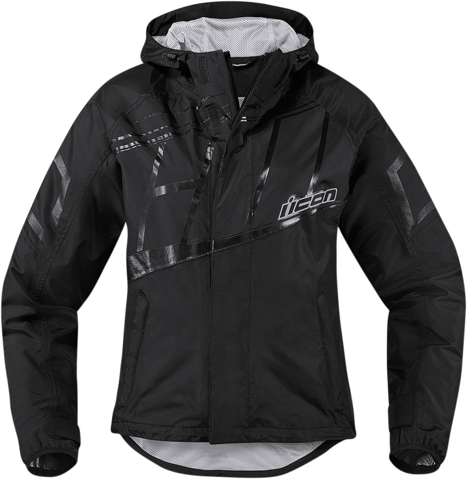 Fast Shipping* ICON PDX 2 Womens Waterproof Motorcycle Rain Jacket ...