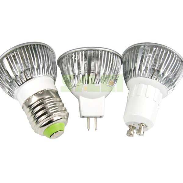 9w mr16 12v gu10 220v e27 220v 3x3w led light warm cool white light bulb lamp ebay. Black Bedroom Furniture Sets. Home Design Ideas
