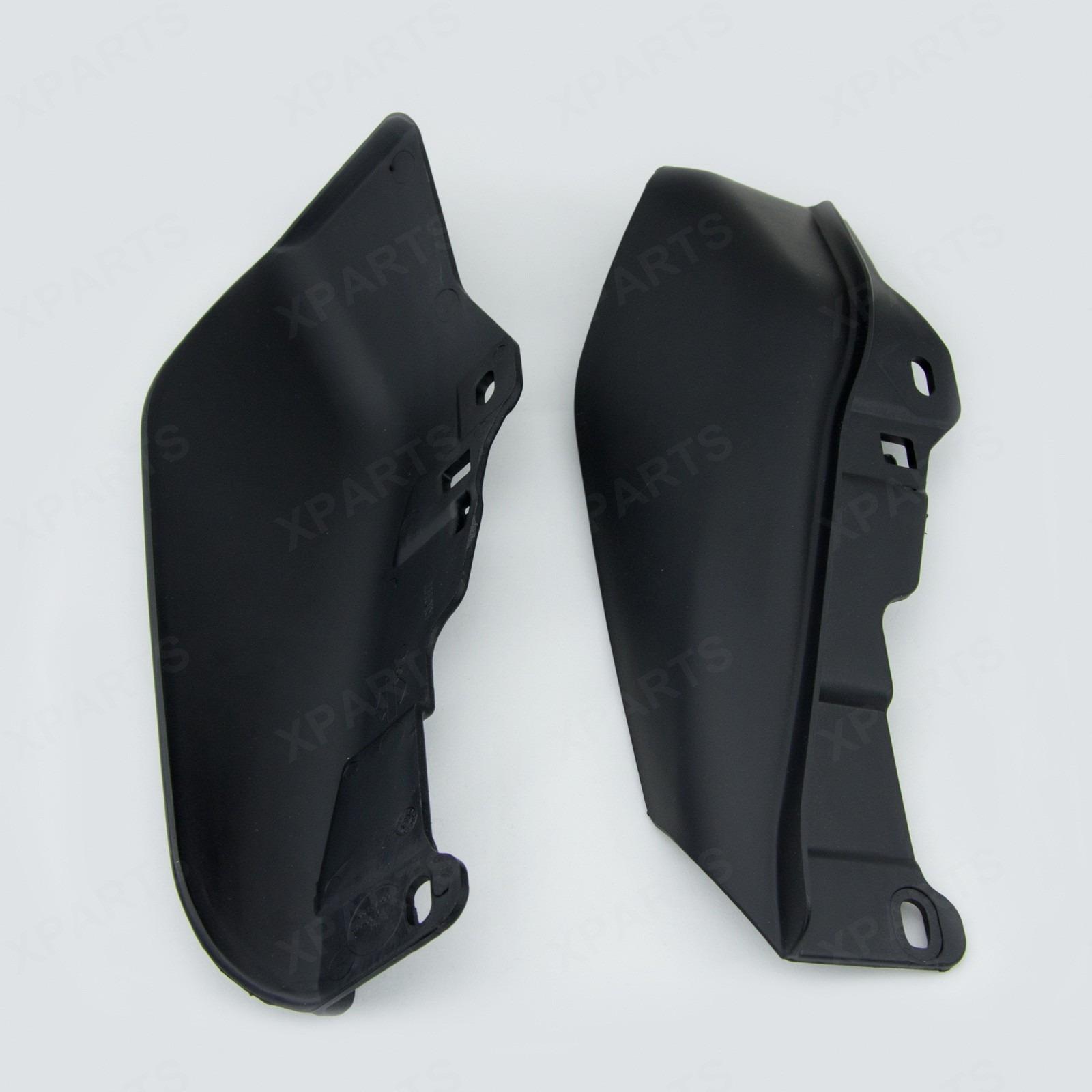 Pair Mid Frame Air Deflectors Trims For Harley Davidson