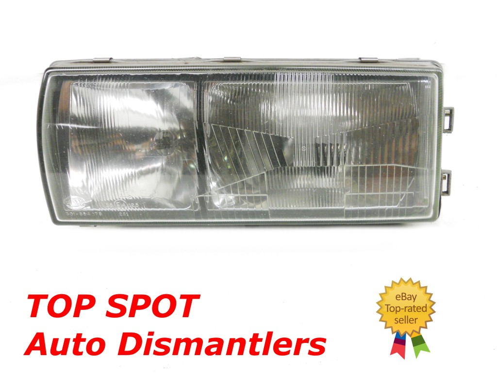 Mitsubishi-Magna-TR-TS-drivers-side-LH-headlight-genuine