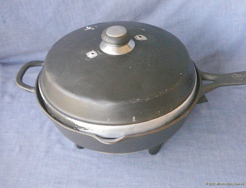 Cast Iron Breville Country Kitchen Electric Fry Pan