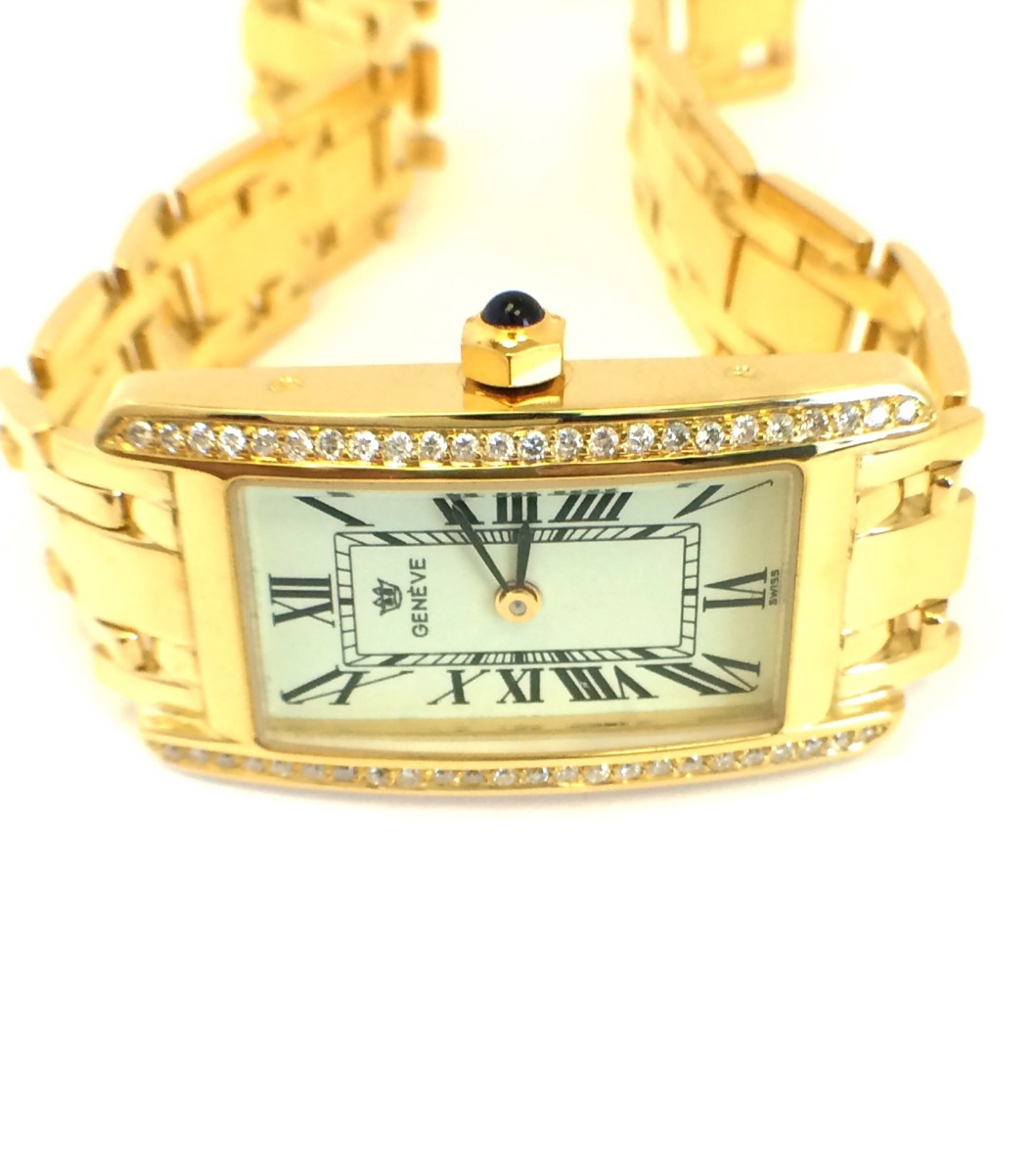 18k solid gold italian geneve 0 50ct f vvs2 vs1