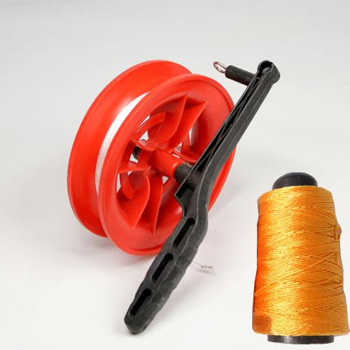 Kite String Lights : Professional Kite Reel/Winder Ballbearing Lockable-150M Line String LC202 eBay