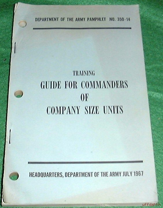 ARMY-MANUAL-GUIDE-COMMANDERS-OF-COMPANY-SIZE-UNITS-1967