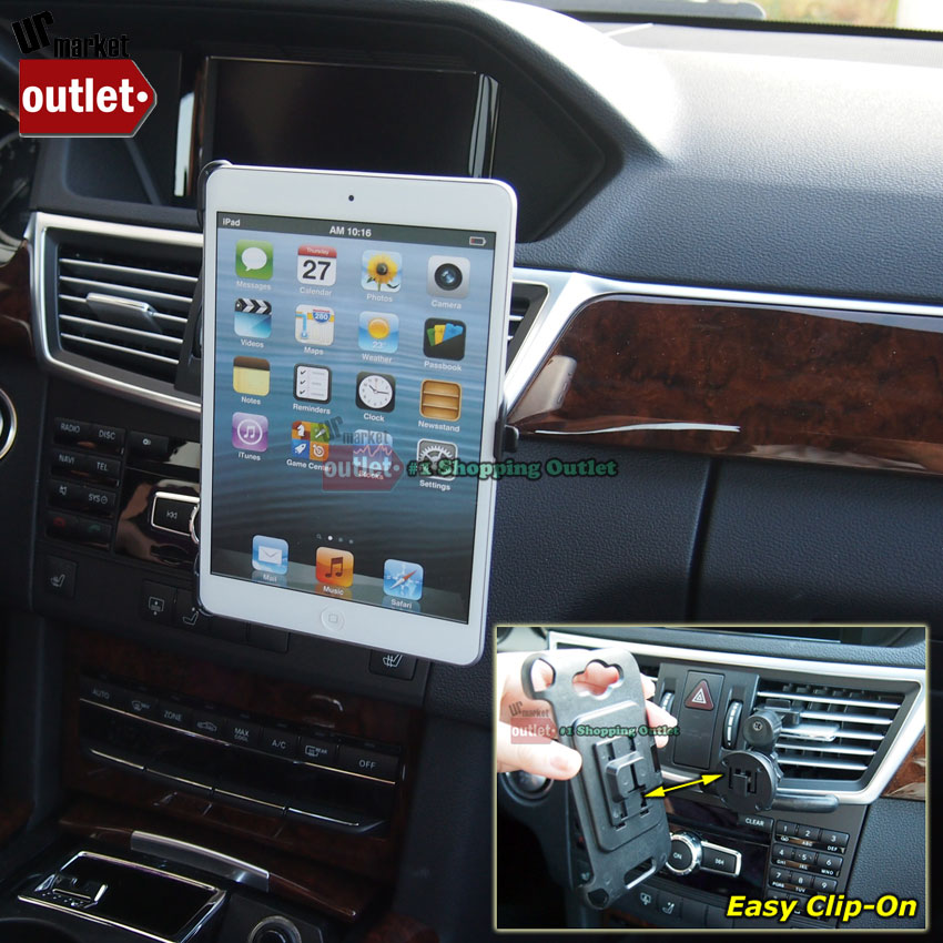 Universal air vent magnetic car cellphone mount holder 2
