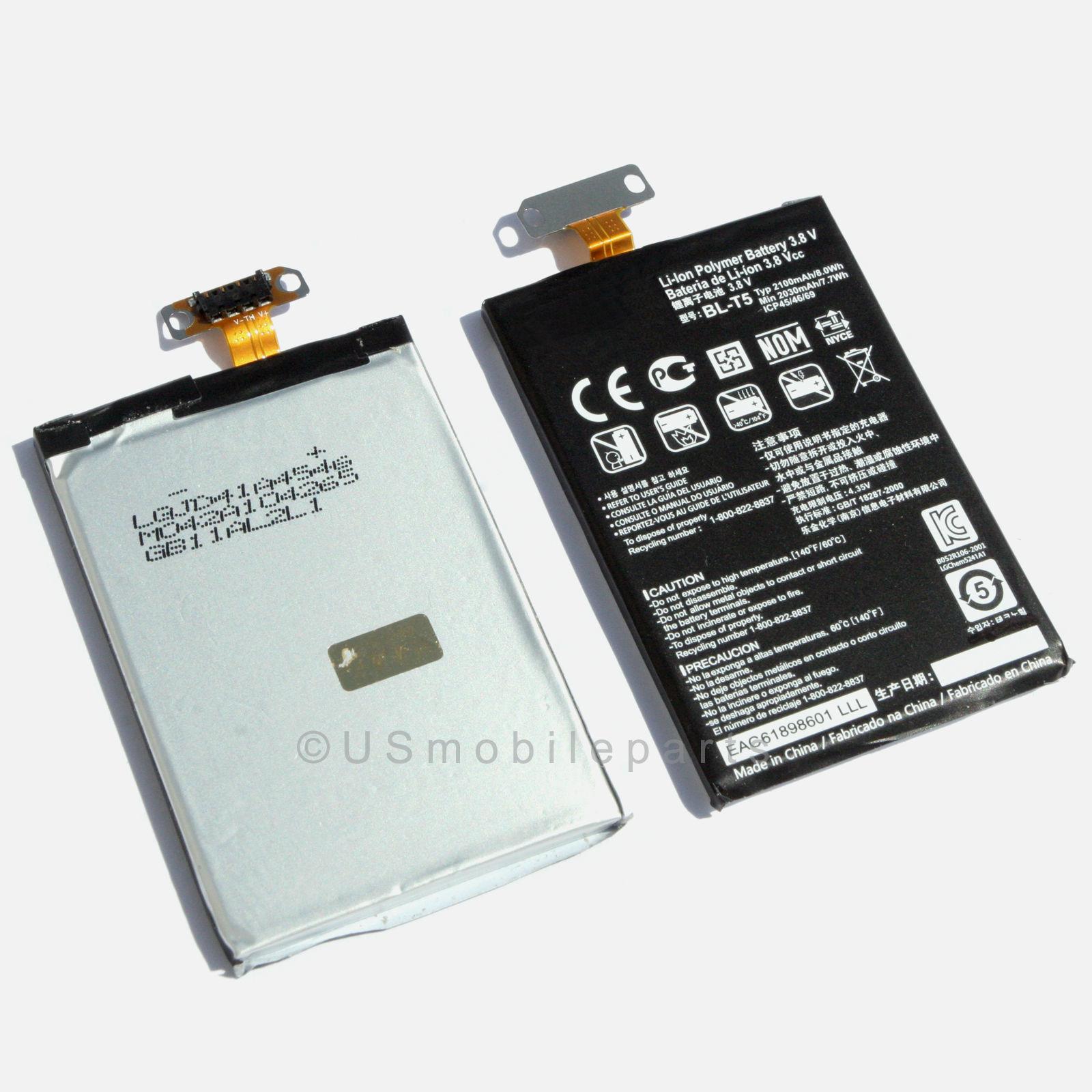 New OEM BL-T5 Battery part for LG Nexus 4 E960