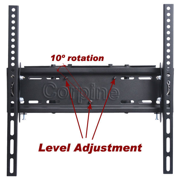 Full Motion Plasma LCD LED TV Tilt Wall Mount 26 32 37 40 42 46 47 50 52 55 M4Z