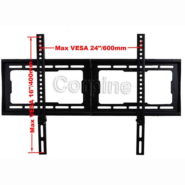 low profile tv wall mount 28 29 32 39 40 42 46 47 50 55 60 65 70 quot  led plasma mbd ebay Emerson TV Manual Flat Screen Emerson TV Input