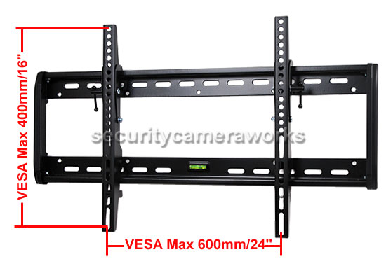 Tilt Tv Wall Mount For Sharp Vizio Toshiba 32 40 42 46 47