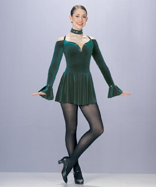 Irish Riverdance Costume