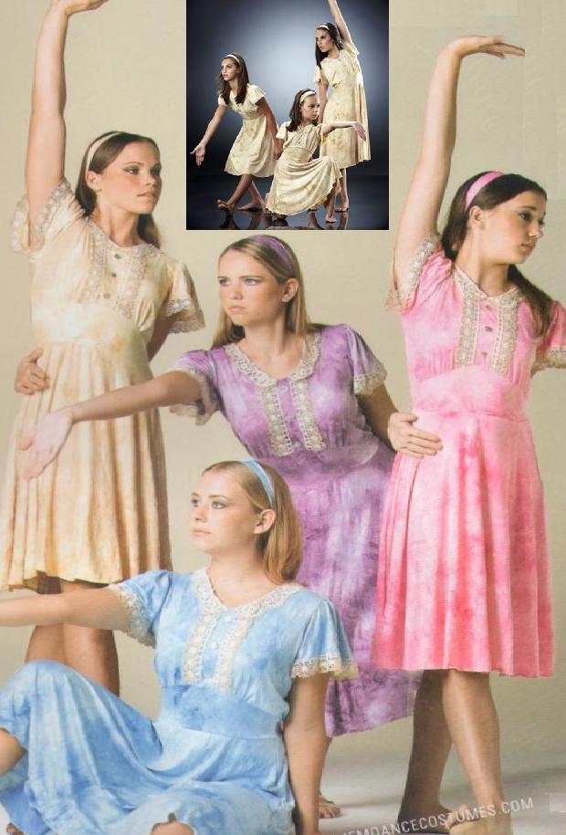 REVELATIONS-CLARA-ELEMENTS-Peasant-Lyrical-Dress-Cinderella-Dance-Costume