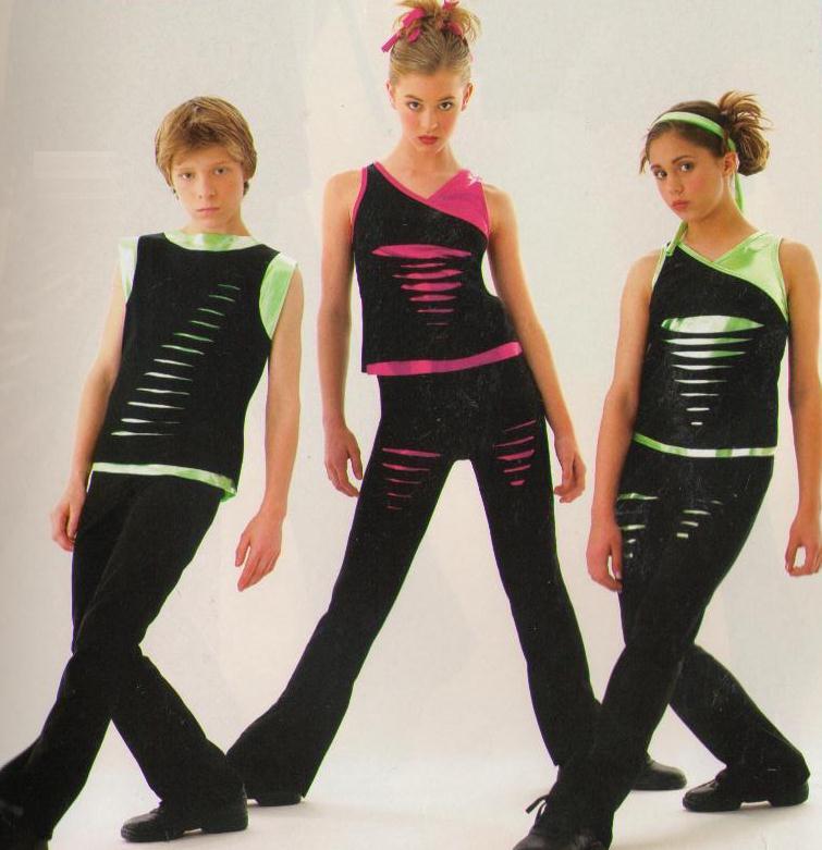 Стильная Одежда  Для Танцев