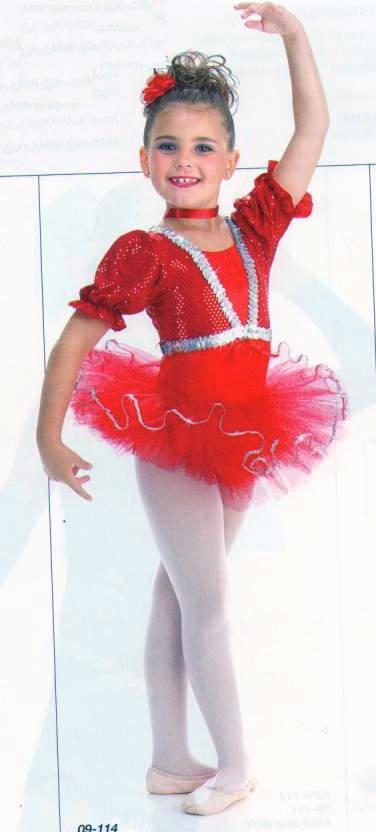 Beloved ballet tutu christmas pageant dress dance costume