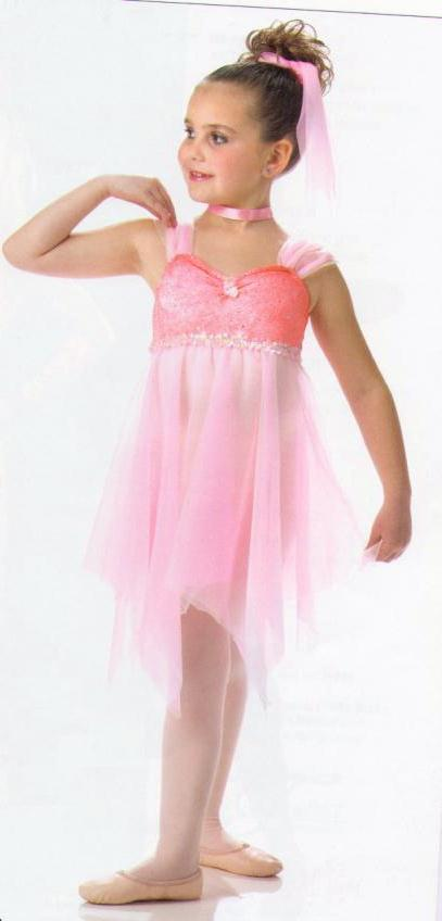Hairstyles For A Lyrical Dance : The gallery for gt lyrical dance costumes girls
