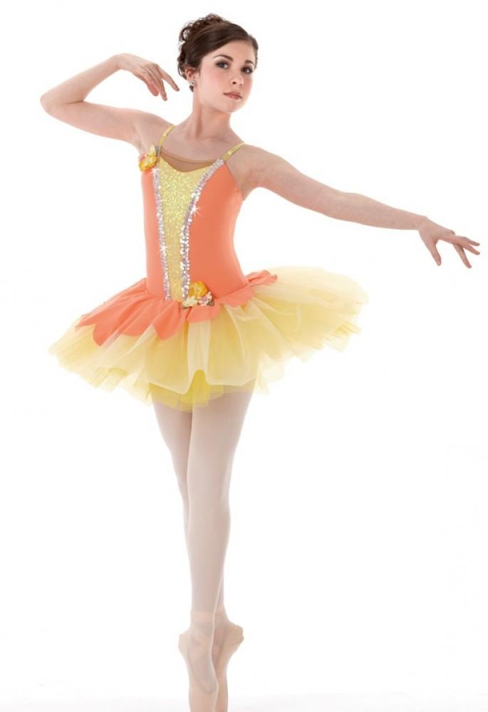 Как сделать костюм балерины 305