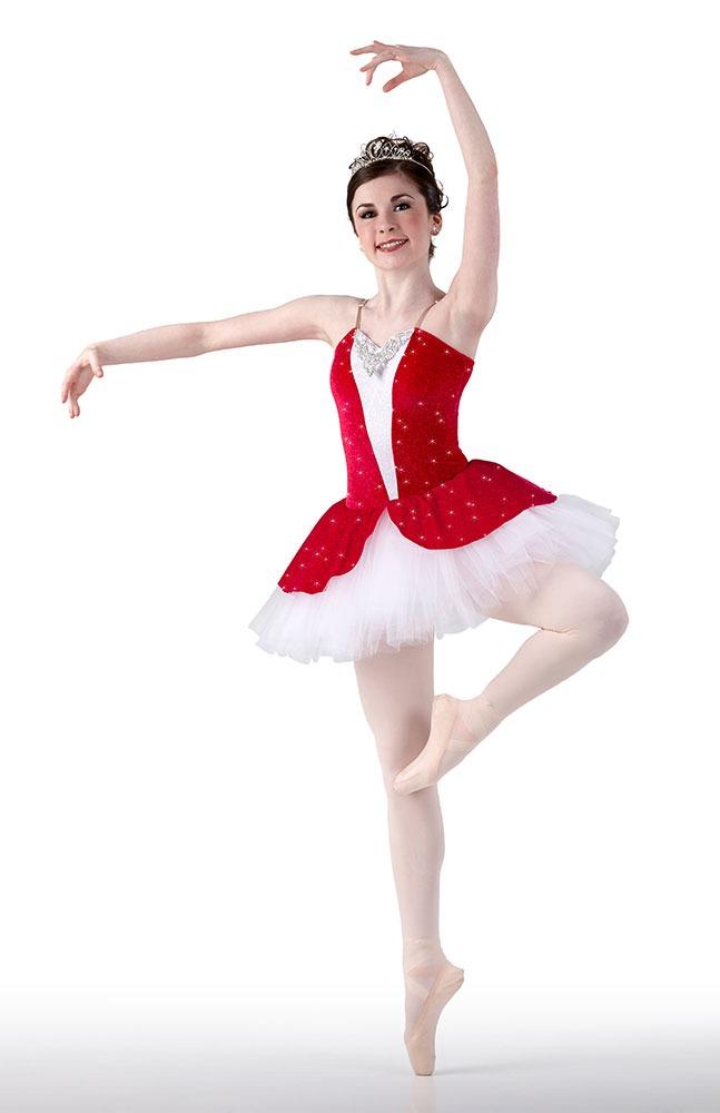 Как сделать костюм балерины 573