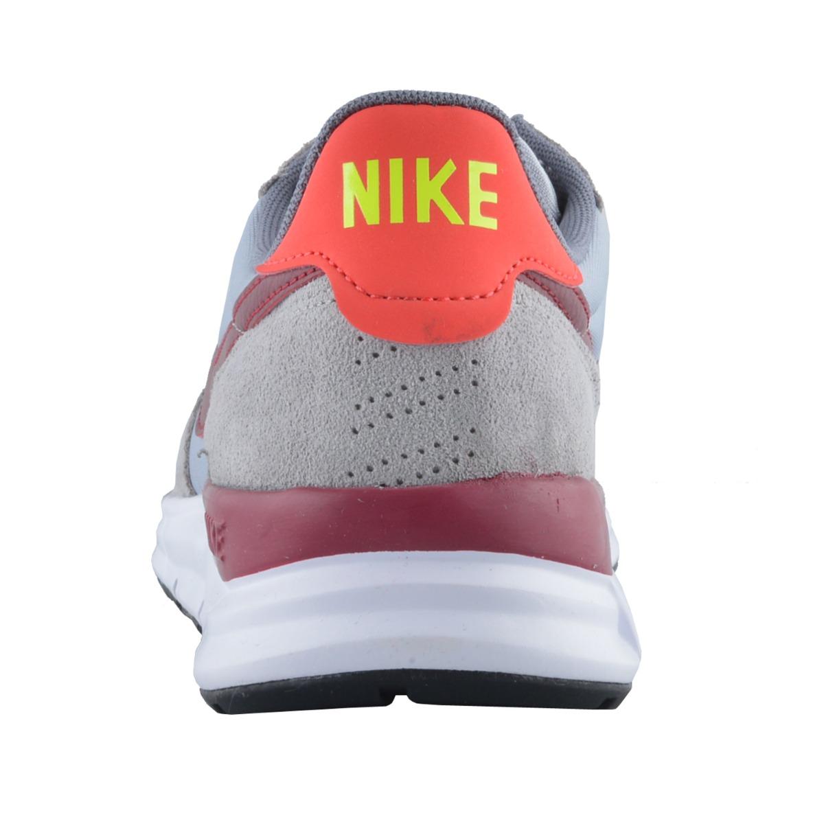 nike xccelerator tr à vendre - Nike Men's Lunar Internationalist Wolf Grey/Red Suede Running ...