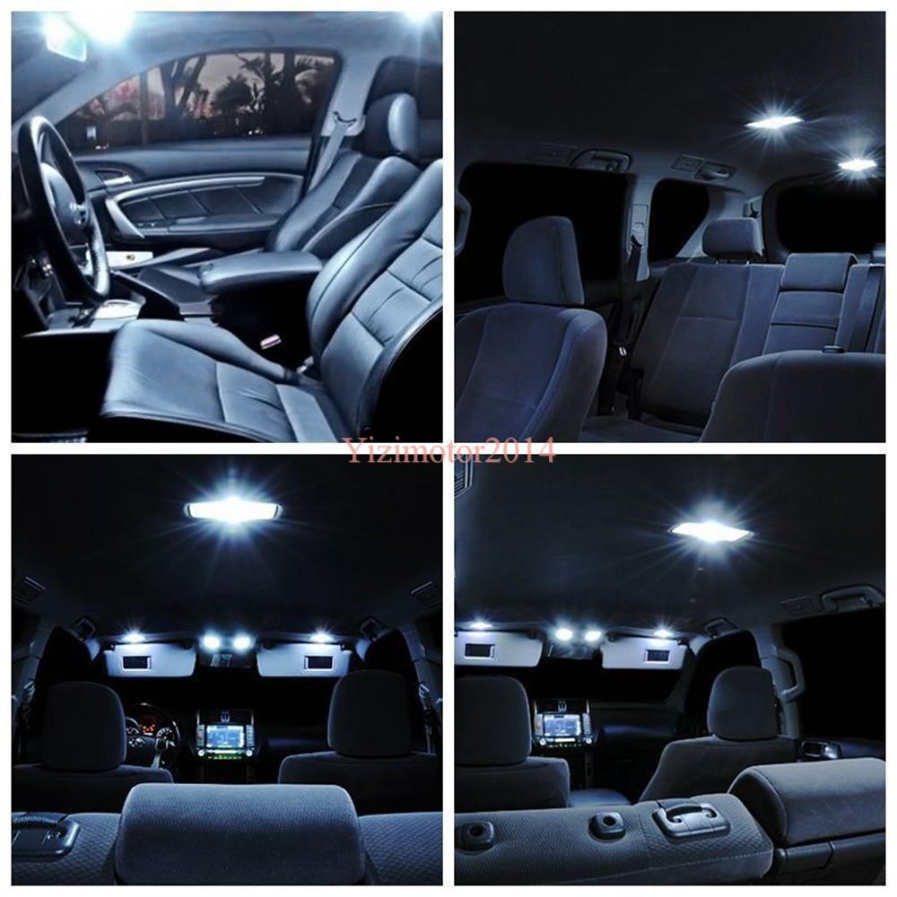 7x xenon white canbus interior light package kit for volkswagen vw golf 7 mk7 ebay. Black Bedroom Furniture Sets. Home Design Ideas
