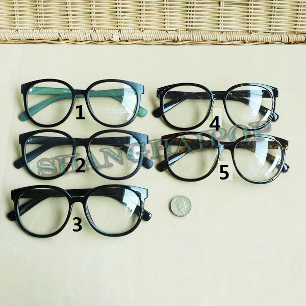 Girls Clear Lens Fashion Glasses Clear Big Lens Fashion