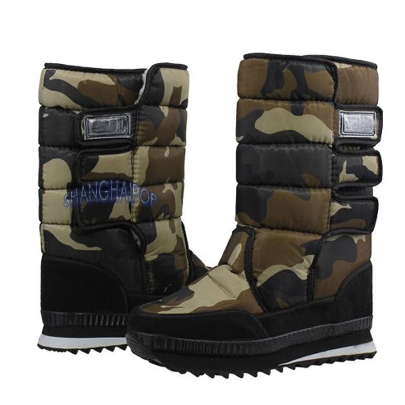 Mens Velcro Snow Boots | Santa Barbara Institute for Consciousness ...