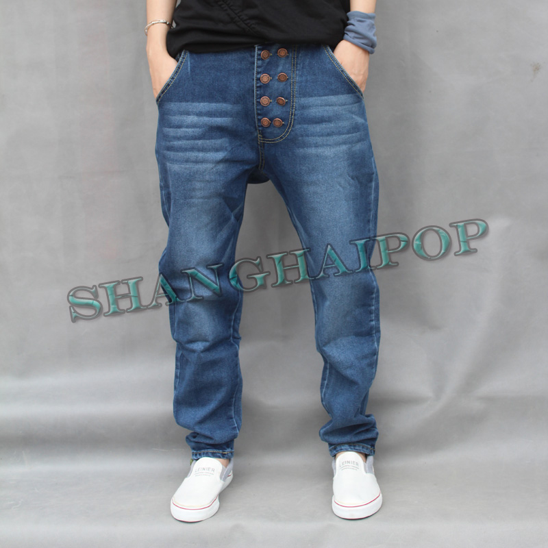 Men Baggy Jeans