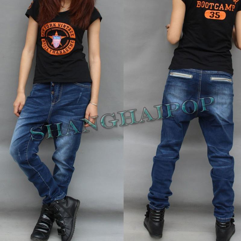 Women Baggy Jeans