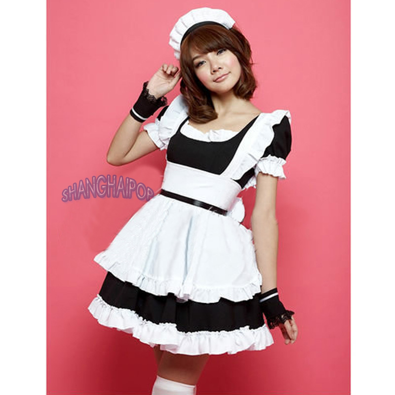 Maid-outfit-waitress-fancy