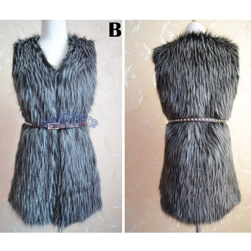 Online shopping for Gilets and Body Warmers from a great selection at Sports & Outdoors Store. SS7 New Women's Faux Fur Bodywarmer Gilet, Navy, Black, Size 8 - by SS7. £ Show only SS7 items. 4 out of 5 stars See Size & Colour Options. Trespass Women's Companion Warm .