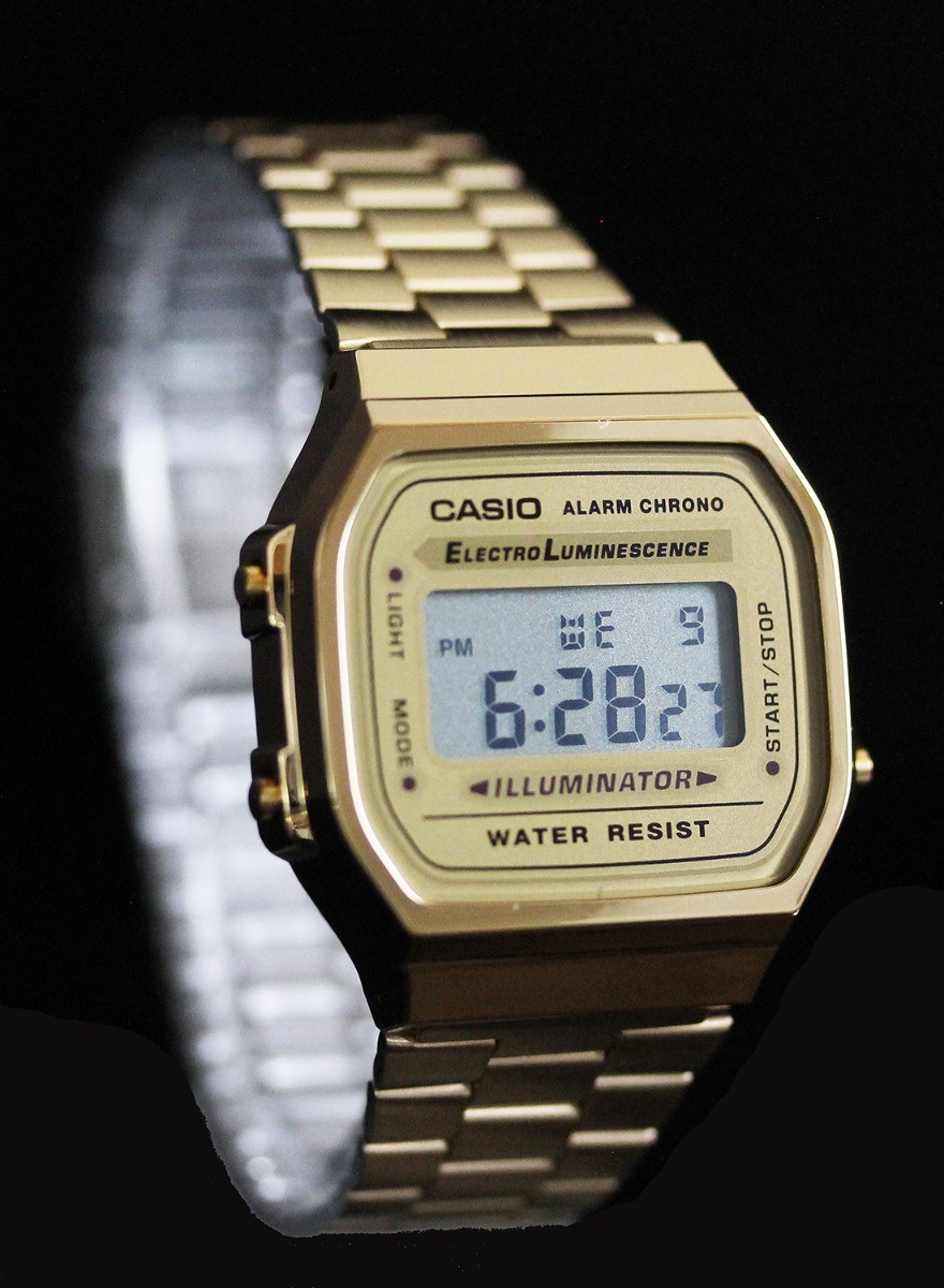 how to change time on casio watch illuminator