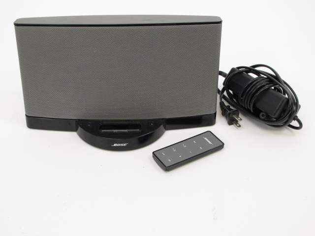 bose sounddock series ii ipod docking station w remote controll. Black Bedroom Furniture Sets. Home Design Ideas