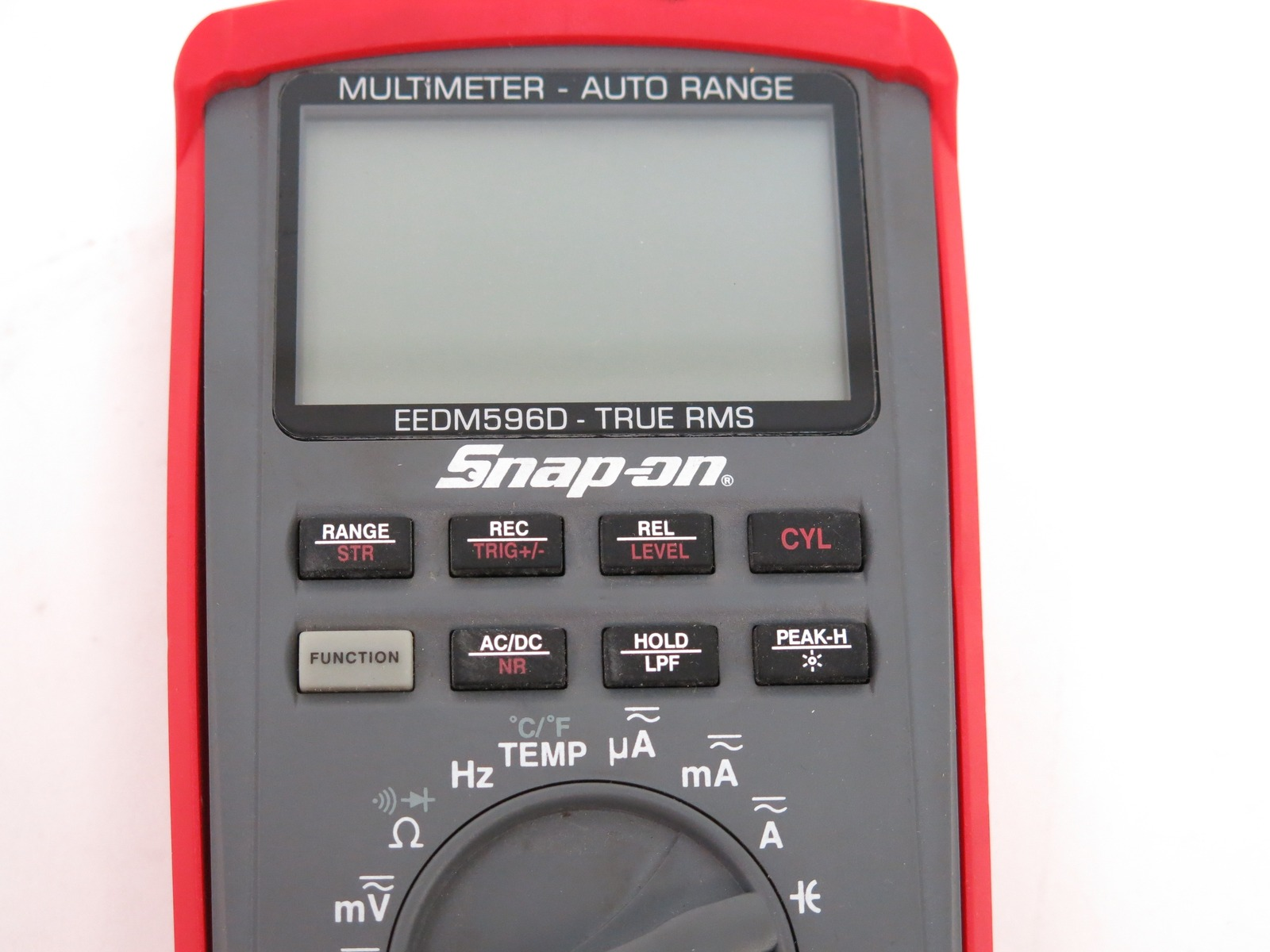 Snap On Multimeter : Snap on true rms multimeter eedm d rl ebay